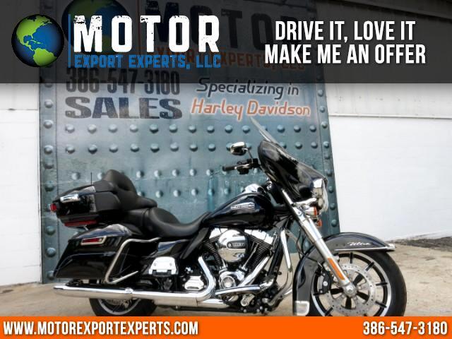 2014 Harley-Davidson FLHTCU ELECTRA GLIDE ULTRA CLASSIC