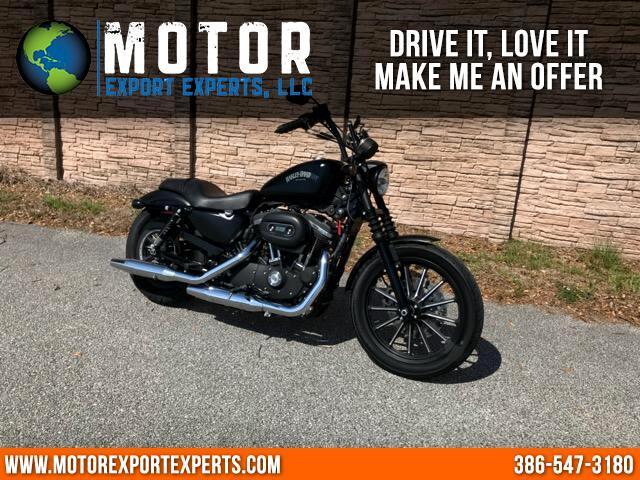 2015 Harley-Davidson XL883N
