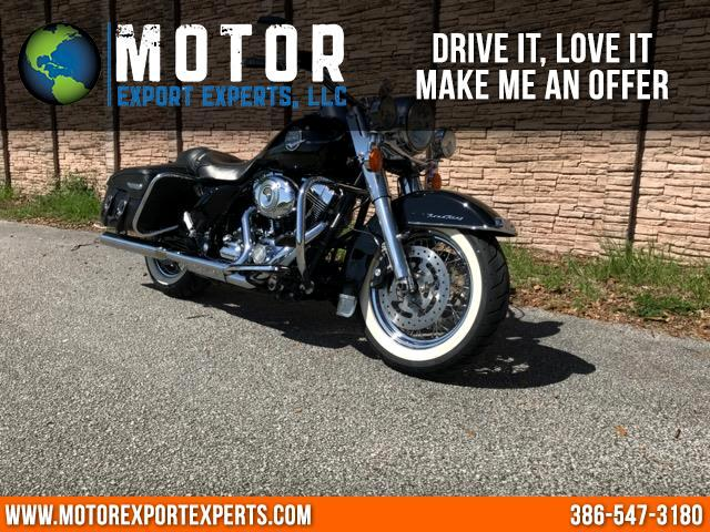 2010 Harley-Davidson FLHRC