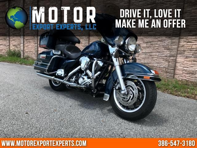 2001 Harley-Davidson FLHTC ELECTRA GLIDE CLASSIC