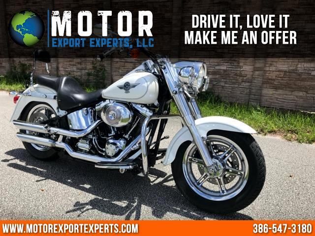 2002 Harley-Davidson FLSTFI FATBOY