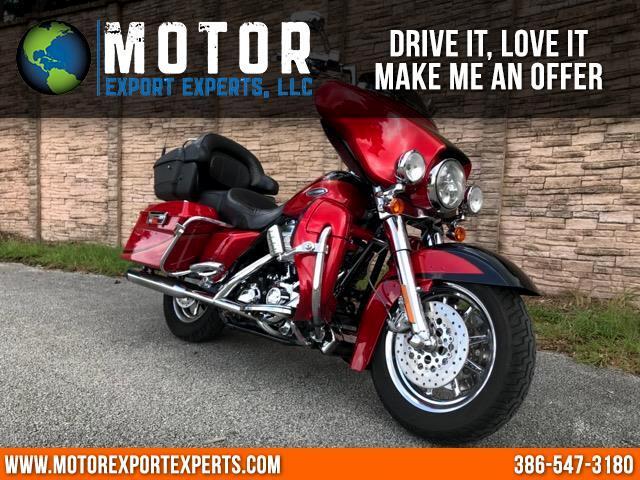 2007 Harley-Davidson FLHTCSE2 CVO
