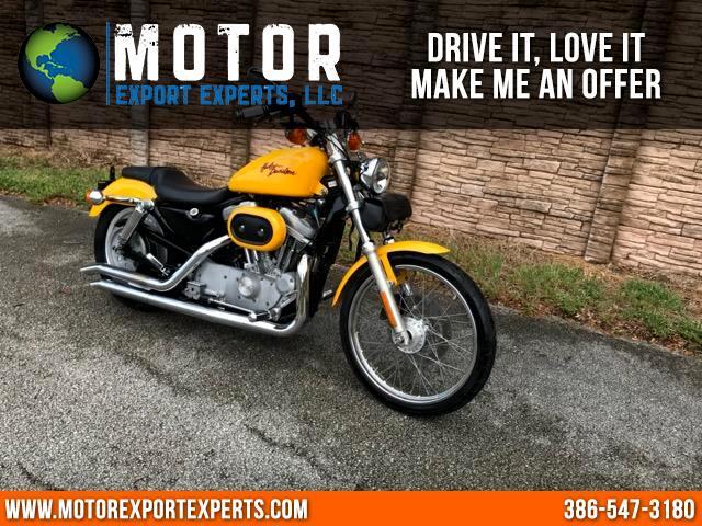 2000 Harley-Davidson XL 883C HUGGER