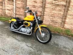 2000 Harley-Davidson XL 883C