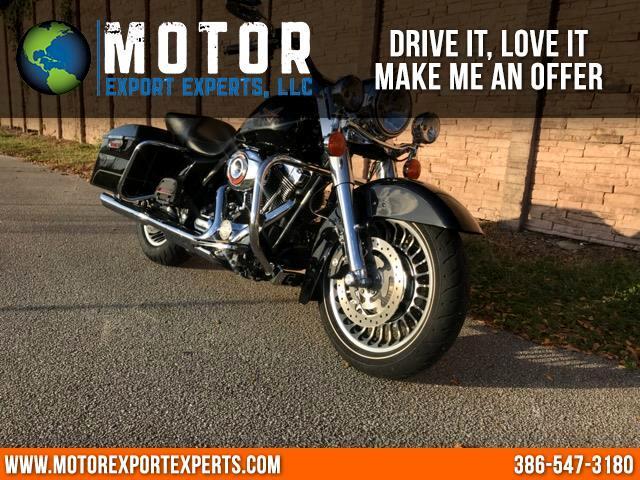 2009 Harley-Davidson FLHR ROADKING
