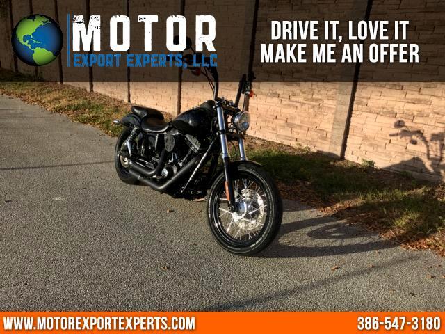 2016 Harley-Davidson Dyna Street Bob STREET BOB