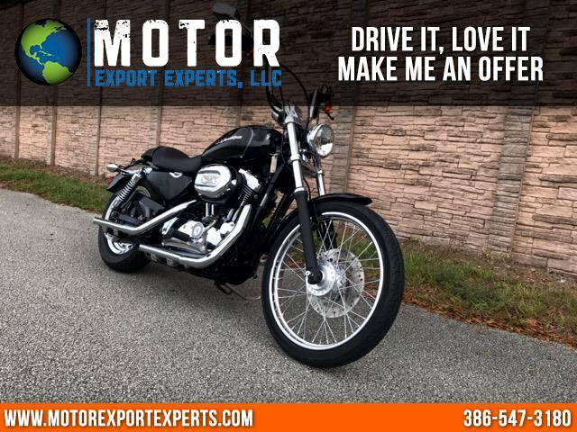 2007 Harley-Davidson XL1200C 1200 CUSTOM