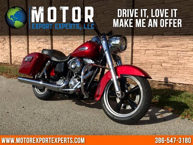 2013 Harley-Davidson Switchback 103 FLD