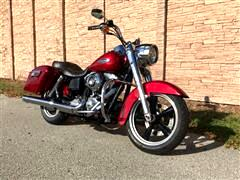 2013 Harley-Davidson Switchback 103