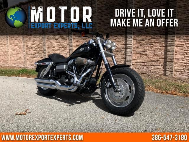 2011 Harley-Davidson FXDF DYNA FAT BOB