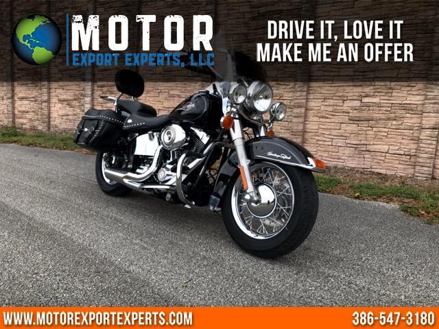2008 Harley-Davidson FLSTC HERITAGE CLASSIC