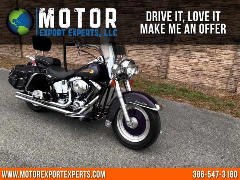 2004 Harley-Davidson FLSTC HERITAGE CLASSIC