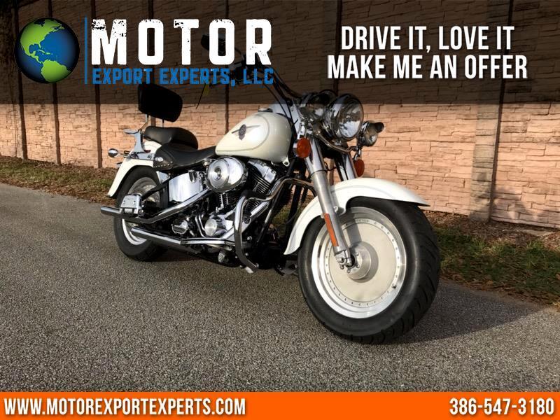2004 Harley-Davidson FLSTF FATBOY