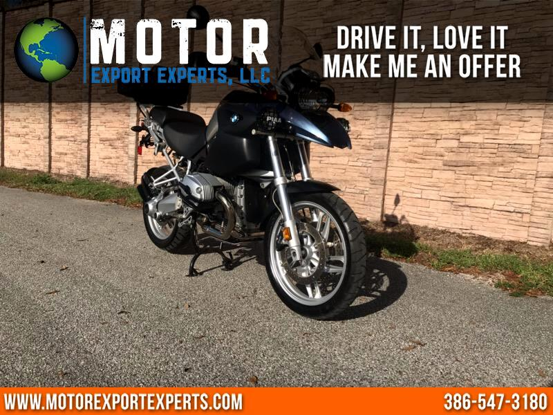 2005 BMW R1200GS GS 1200 ADVENTURE