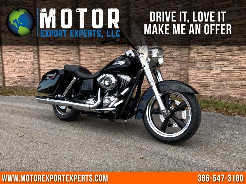 2013 Harley-Davidson Dyna Switchback FLD