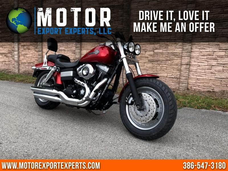2008 Harley-Davidson FXDF DYNA FATBOB