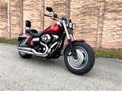 2008 Harley-Davidson FXDF