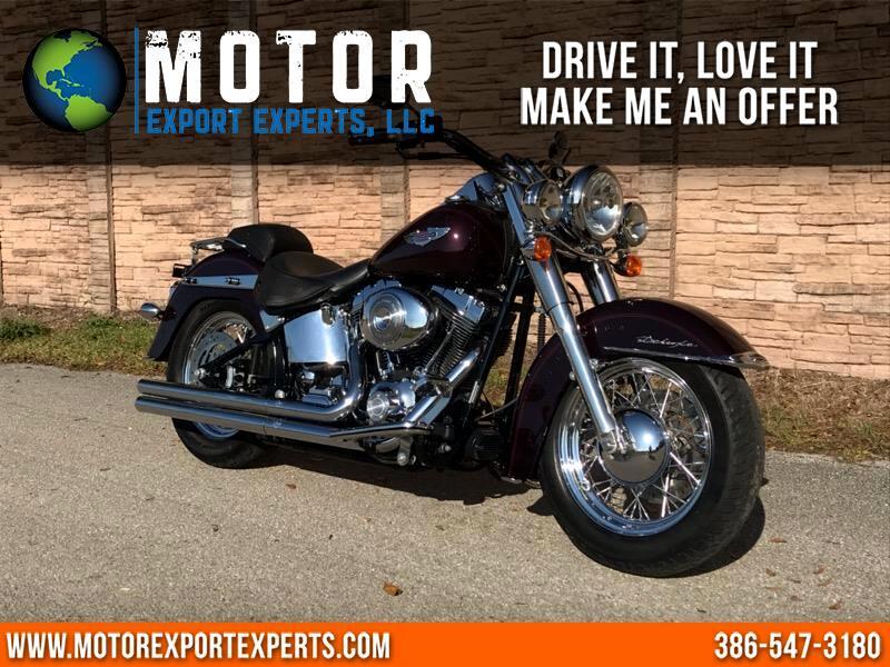 2005 Harley-Davidson FLSTNI DELUXE