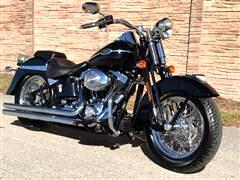 2005 Harley-Davidson FLSTS
