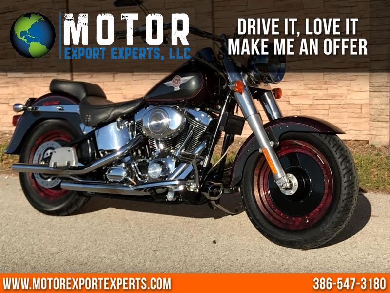 2002 Harley-Davidson FLSTFI FAT BOY