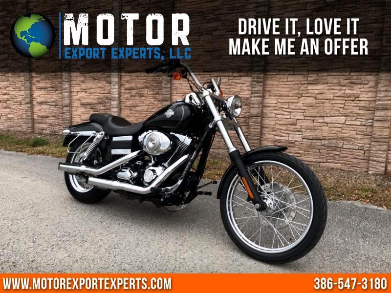 2006 Harley-Davidson FXD DYNA WIDE GLIDE FXDWG
