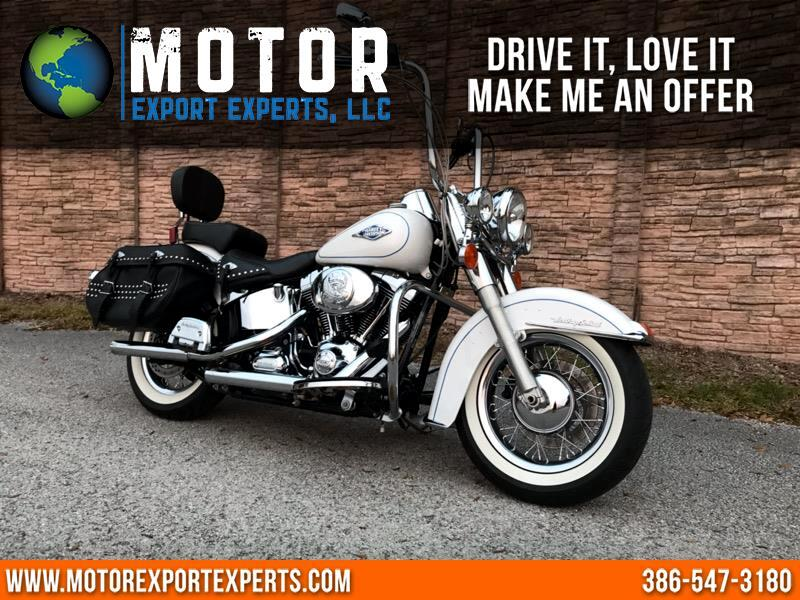 2013 Harley-Davidson FLSTCI HERITAGE CLASSIC