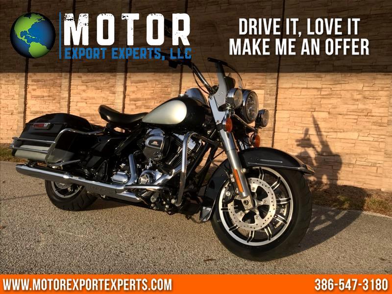 2015 Harley-Davidson FLHPI ROAD KING POLICE