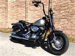 2009 Harley-Davidson FLSTSB