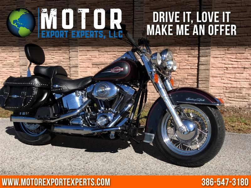 2006 Harley-Davidson FLSTCI HERITAGE CLASSIC