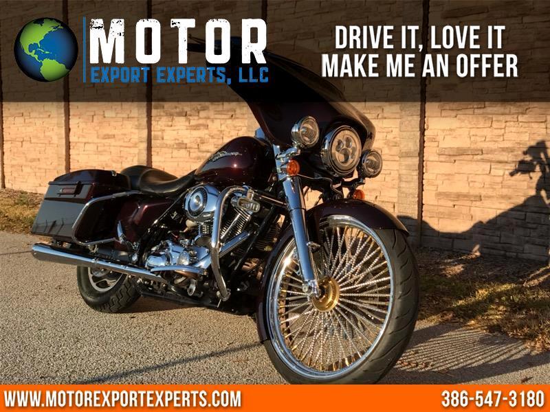 2007 Harley-Davidson FLHX STREET GLIDE