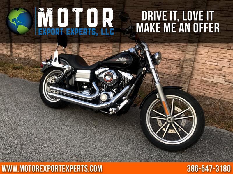 2009 Harley-Davidson FXDL DYNA LOW RIDER FXDL
