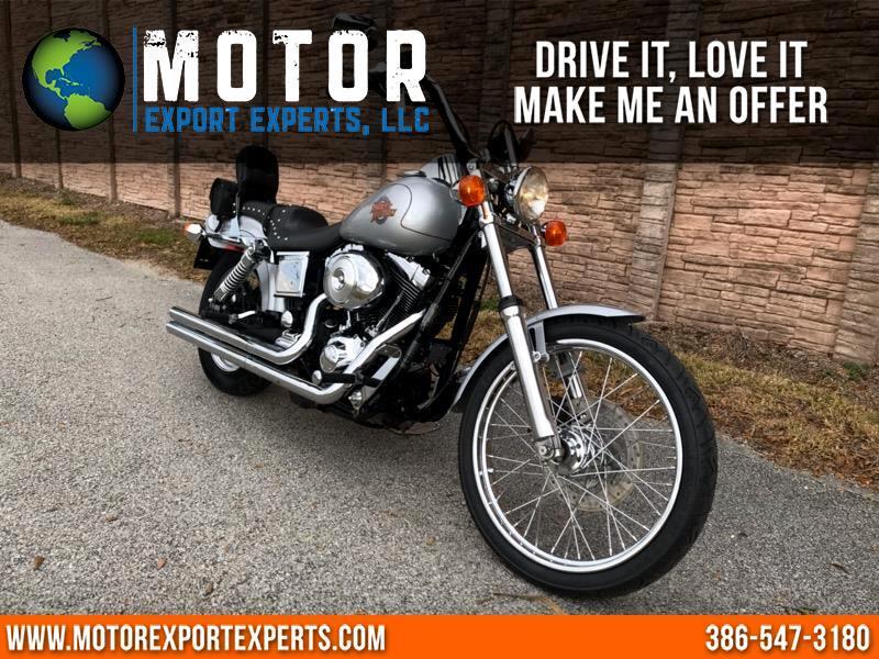 2001 Harley-Davidson FXDWG DYNA WIDE GLIDE FXDWG