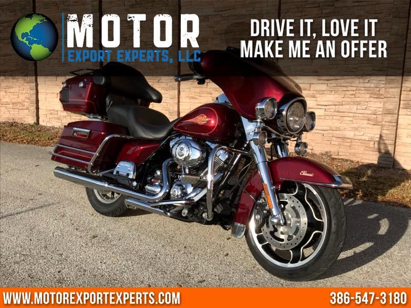 2008 Harley-Davidson FLHTC ELETRA GLIDE CLASSIC