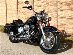 2010 Harley-Davidson FLSTC
