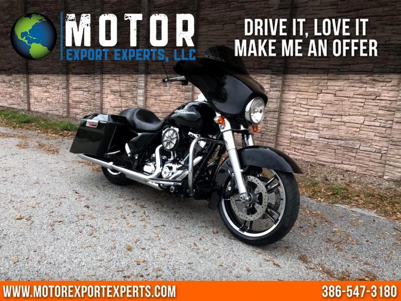 2013 Harley-Davidson FLHXI STREET GLIDE