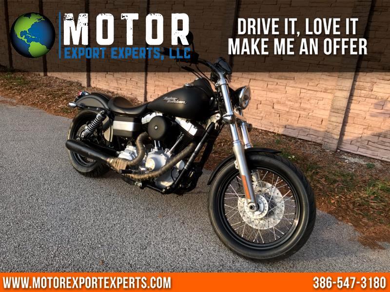 2009 Harley-Davidson FXDB DYNA STREET BOB