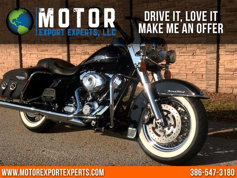 2012 Harley-Davidson FLHRC ROAD KING CLASSIC