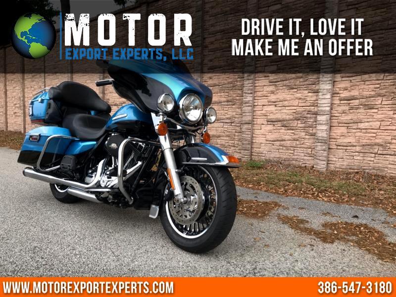 2011 Harley-Davidson FLHTK ULTRA LIMITED