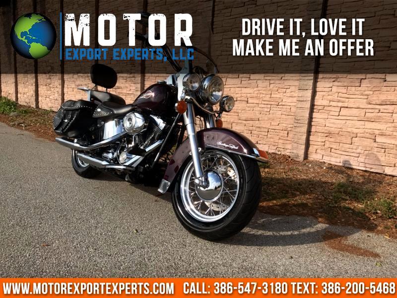 2007 Harley-Davidson FLSTCI HERITAGE CLASSIC
