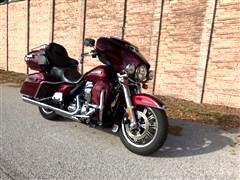 2015 Harley-Davidson FLHTCUL