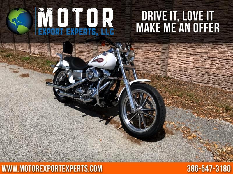 2007 Harley-Davidson FXDL DYNA LOW RIDER