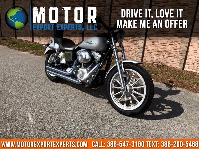 2005 Harley-Davidson FXD DYNA SUPER GLIDE
