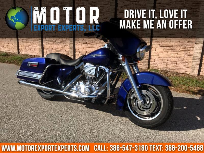 2007 Harley-Davidson FLHXI STREET GLIDE