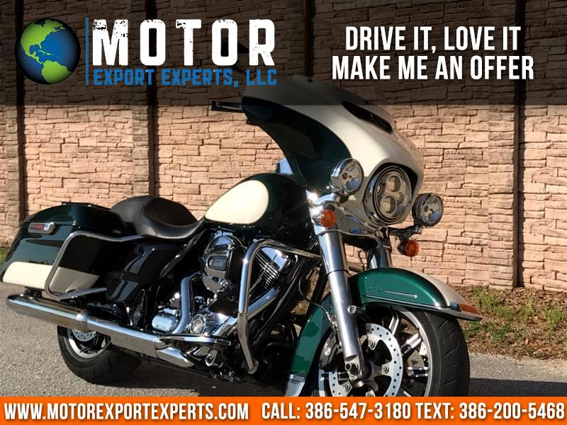 2016 Harley-Davidson FLHTP ELECTRA GLIDE POLICE