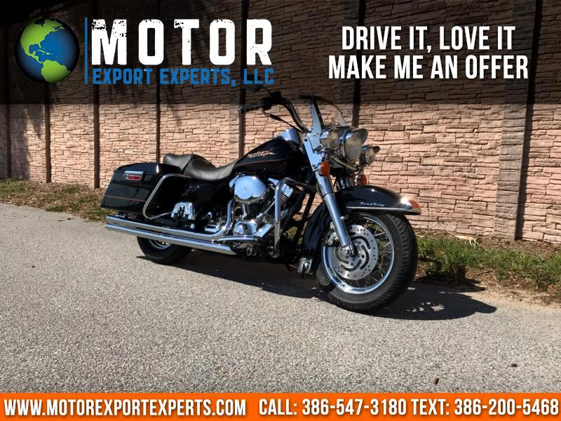 2001 Harley-Davidson FLHR ROAD KING