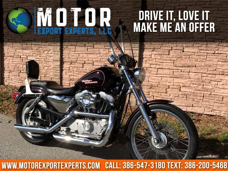 2000 Harley-Davidson XL 883C SPORTSTER 883