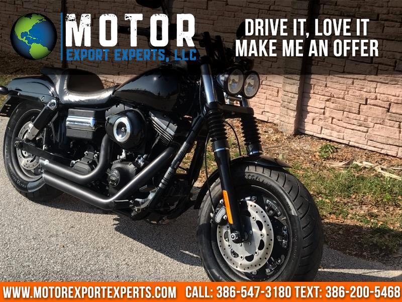 2014 Harley-Davidson FXDF DYNA FAT BOB