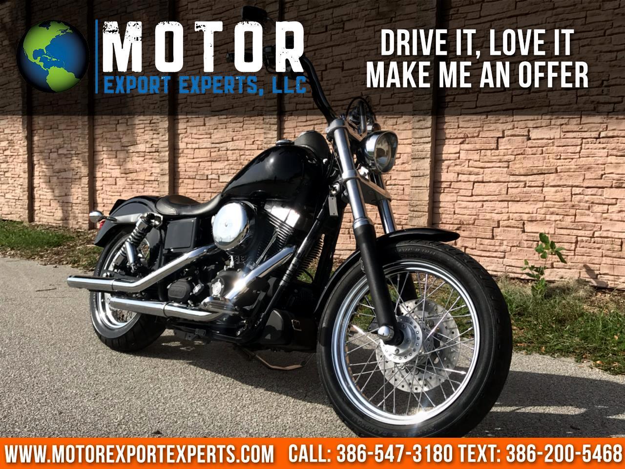 2007 Harley-Davidson FXDBI STREET BOB