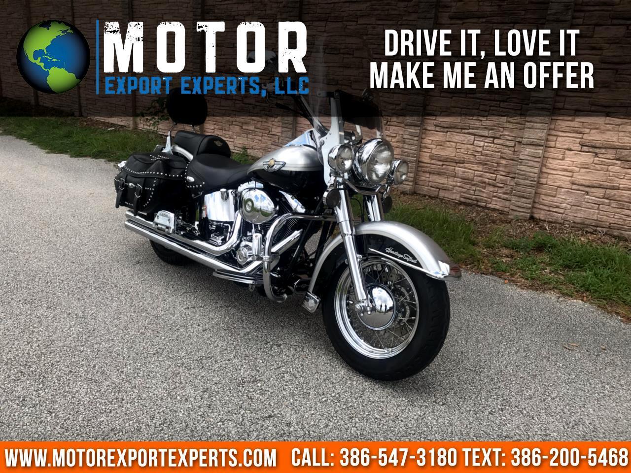 2003 Harley-Davidson FLSTCI HERITAGE CLASSIC
