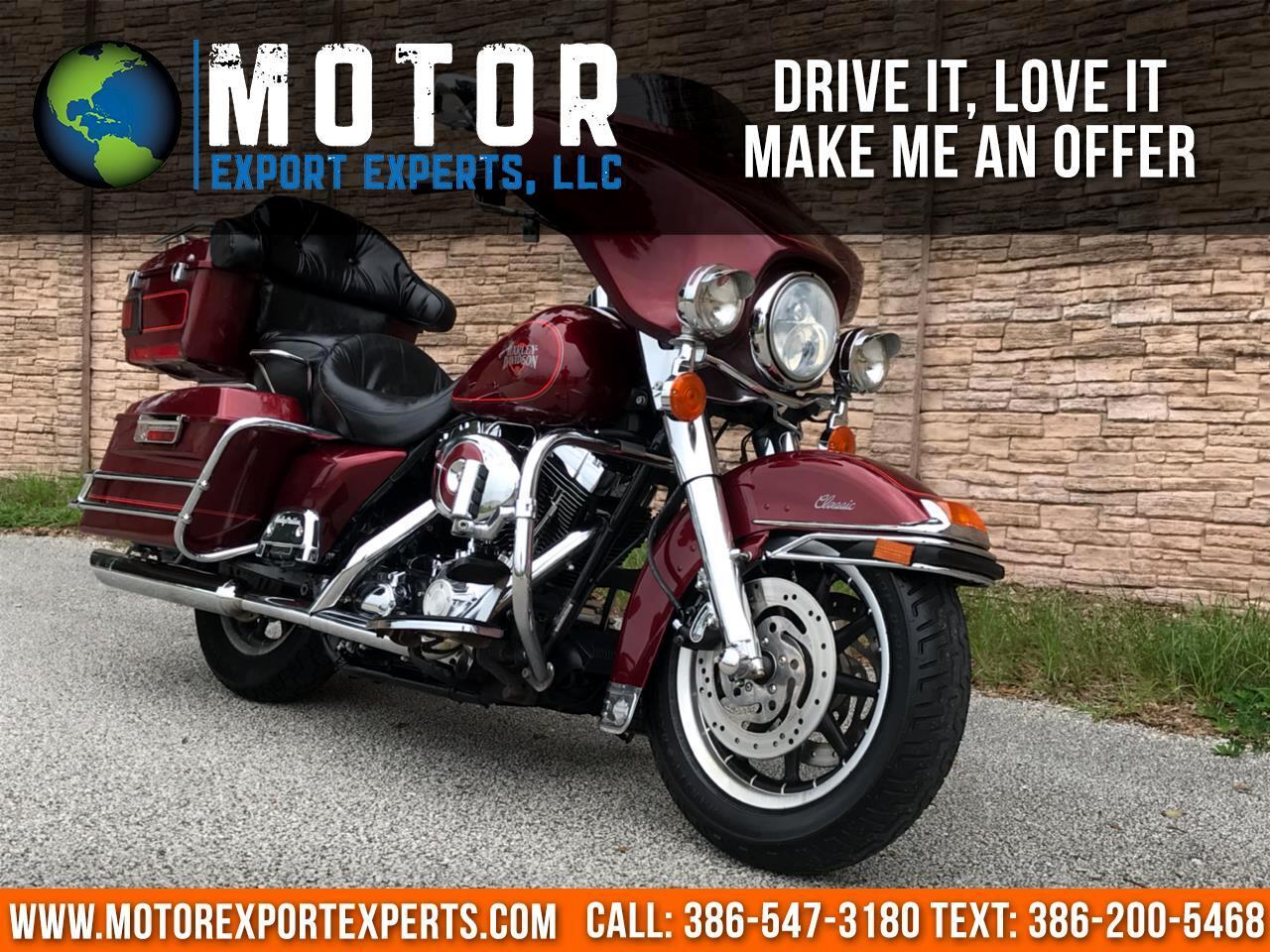 2000 Harley-Davidson FLHTCI ELECTRA GLIDE CLASSIC